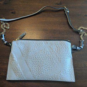 Burberry Peyton SG Grain Check Crossbody purse